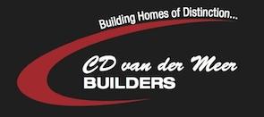 CD van der Meer BUILDERS logo